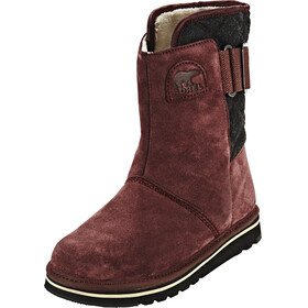 Sorel Newbie Boots Women Redwood/Black